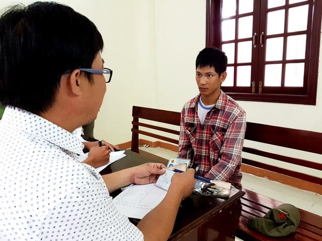 Nghi phạm Đặng Văn Phước An bị bắt giữ về tội xâm hại tình dục trẻ em vào ngày 26/5