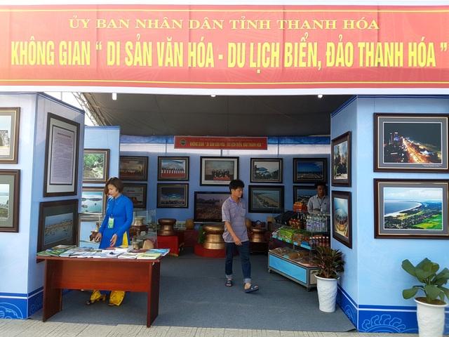Không gian triển lãm biển đảo tỉnh Thanh Hóa