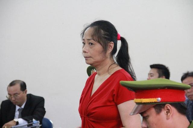 Hoa hậu Tuyết Nga lãnh 15 năm tù
