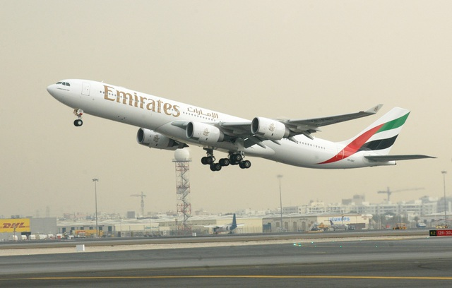 Emirates là hãng hàng không lớn nhất khu vực Trung Đông