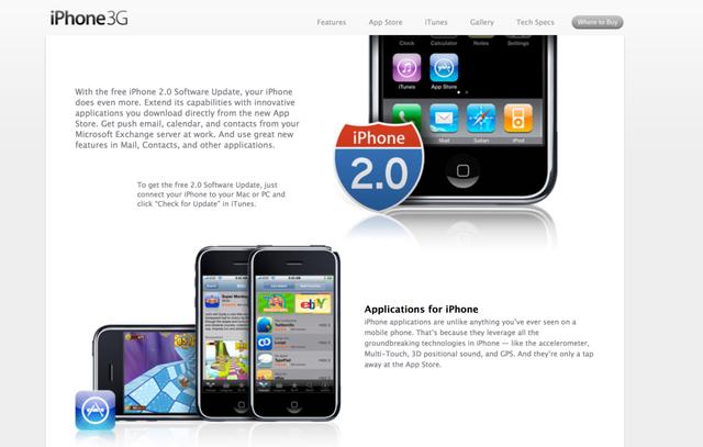 """Nhìn lại sự phát triển của iOS từ những ngày """"sơ khai"""" - 3"""