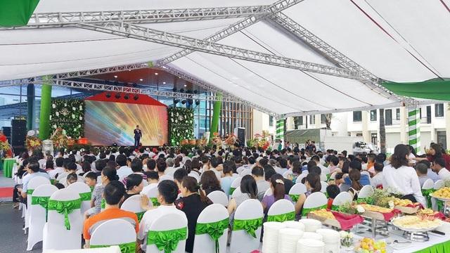 Bitexco khởi công tòa tháp The Manor Tower thuộc dự án, tại Khu đô thị The Manor Lào Cai