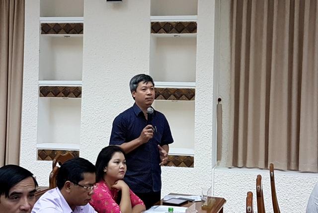 Ông Hồ Quang Bửu – Chủ tịch huyện Nam Trà My - giải trình thêm về 4 thủy điện