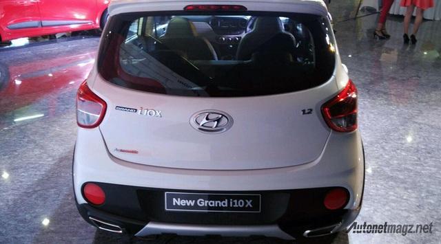 Hyundai ra mắt Grand i10X - 3