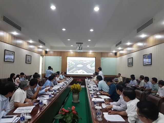 Lãnh đạo Bộ GTVT làm việc với lãnh đạo tỉnh Quảng Nam