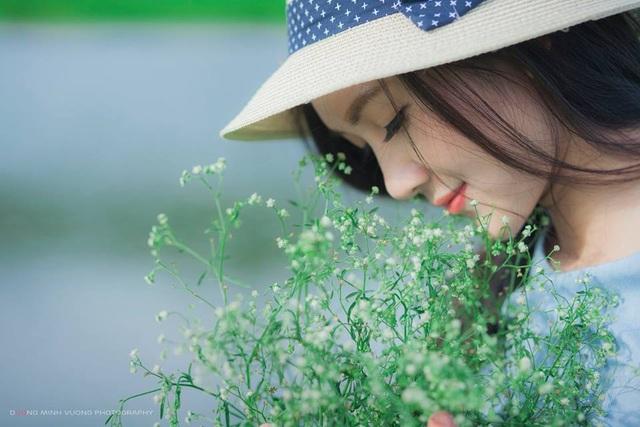 Tình yêu sẽ đến vào một lúc bất chợt nên việc em cần làm là hãy thật xinh đẹp (ảnh minh họa: Dương Minh Vương)