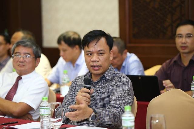 """""""Nhà nước phải gỡ bỏ những chính sách gây cản trở, hạn chế doanh nghiệp trong lĩnh vực CNTT"""" - 4"""