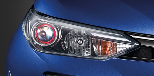 Toyota Yaris Ativ chính thức ra mắt - 3