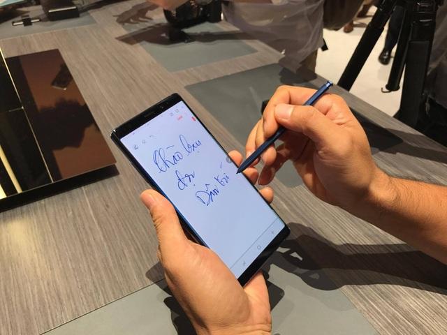 5 tính năng đặc biệt của Samsung Galaxy Note8 - 3