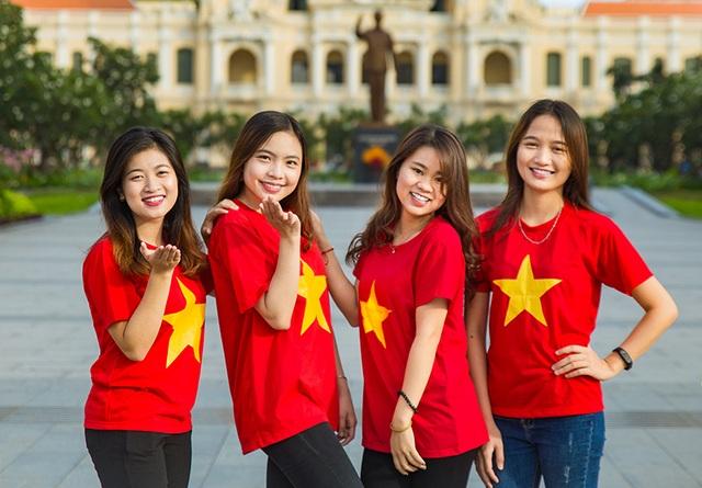"""Bộ ảnh """"Tự hào Việt Nam"""" của đại biểu Tàu Thanh niên Đông Nam Á nhân ngày Quốc khánh - 8"""