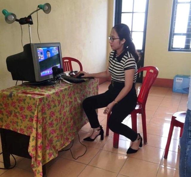 Trung tâm Y tế thành phố Ninh Bình cấp phòng làm việc miễn phí cho nhà ảnh tại cơ quan nhà nước.
