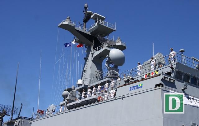 Chiến hạm Roks Kang Gam Chan (DDH-979)