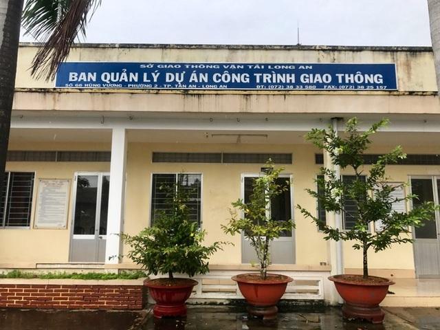Nhà thầu tố bên mời thầu là Ban Quản lý dự án công trình giao thông thuộc Sở GTVT tỉnh Long An đã đánh giá hồ sơ dự thầu thiếu thuyết phục.