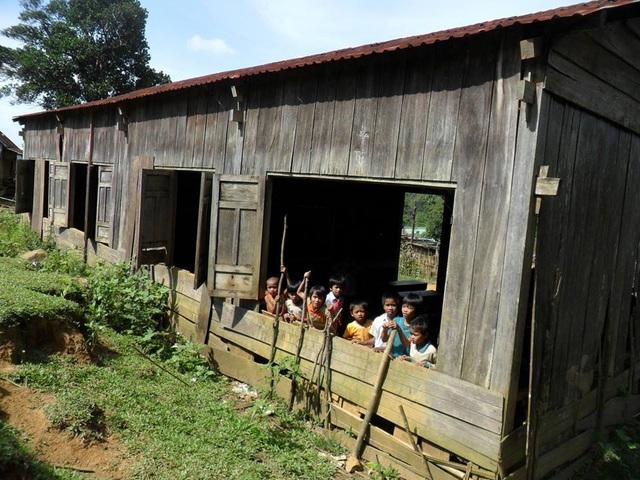 Cơ sở vật chất trên địa bàn huyện Tây Giang nhiều nơi còn khó khăn