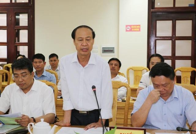 Ông Trần Huy Liệu cho rằng, những người đã bị kỷ luật theo QĐ77 thì phải chấp nhận.