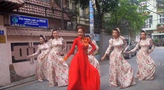 """Sốt clip cưới """"60 năm cuộc đời"""" của cặp vũ công Sài Gòn - 3"""