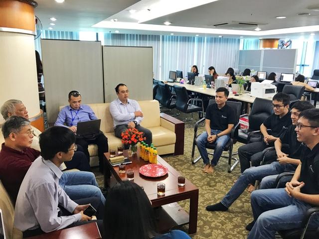 Khảo sát 17 sản phẩm lọt vào Chung khảo cuộc thi Nhân tài Đất Việt 2017 - 8
