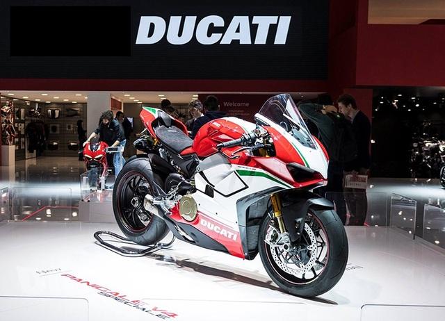 Động cơ V4 - Kỉ nguyên mới của Ducati? - 5
