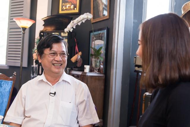 Ông Nguyễn Văn Đạo, Cố vấn cấp cao - Nguyên Phó tổng giám đốc Samsung Vina.