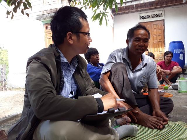 Ông Kpă Long kể chuyện đi vay nặng lãi giúp người quen