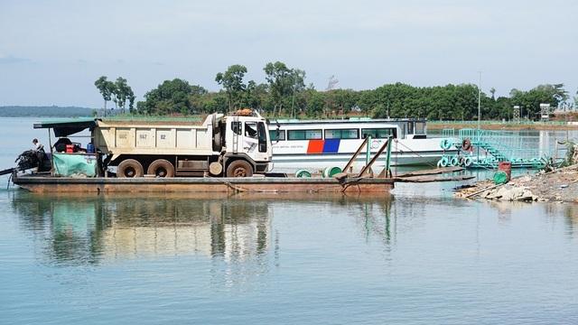 Đảo Ó- Đồng Trường đang được đầu tư xây dựng tạo diện mạo mới phục vụ du lịch