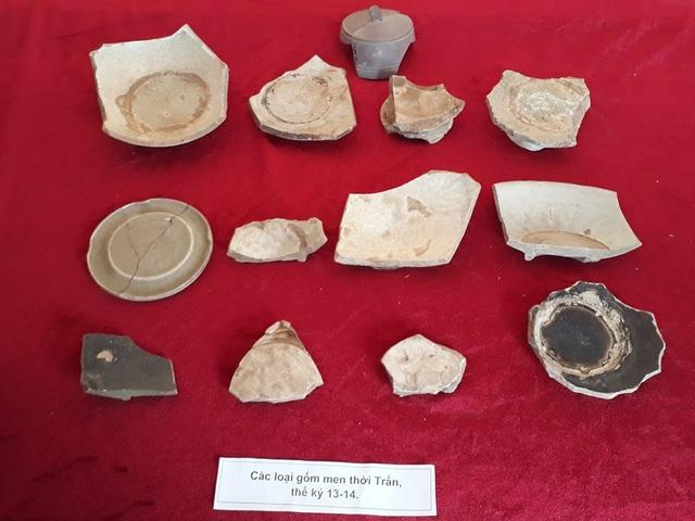 Phát hiện nhiều cổ vật tại Di tích đền Huyện - 4