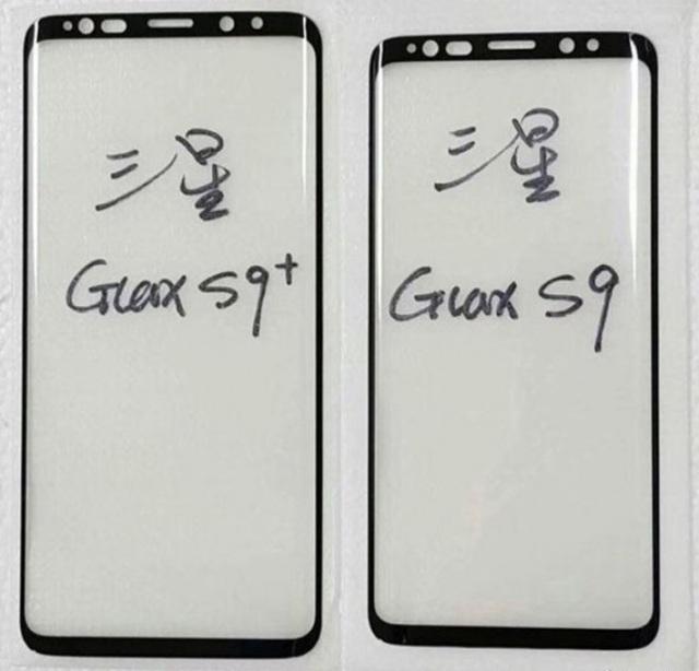 Lộ ảnh Samsung Galaxy S9/S9+ với khung viền mỏng hơn - 1