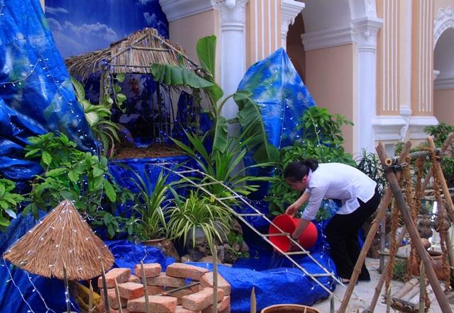 Tiểu chủng viện cổ kính bậc nhất Bình Định yên bình đón Noel - 3