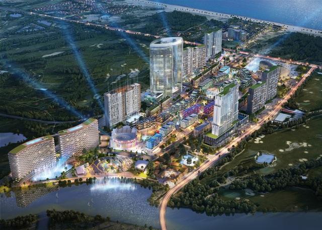 Tổ hợp du lịch & giải trí Cocobay Đà Nẵng