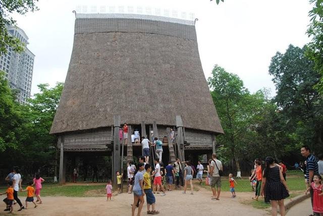 Bảo tàng Dân tộc học Việt Nam (Ảnh minh họa)