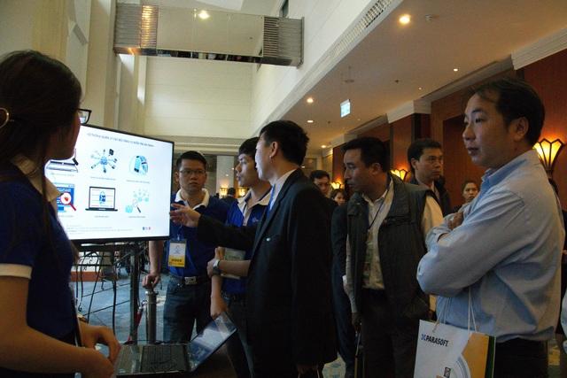 """SecurityBox """"hiến kế"""" giải pháp đánh giá an ninh mạng hiệu quả tại Security World 2017 - 2"""