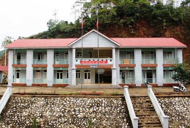 Trung tâm dạy nghề huyện Mường Lát