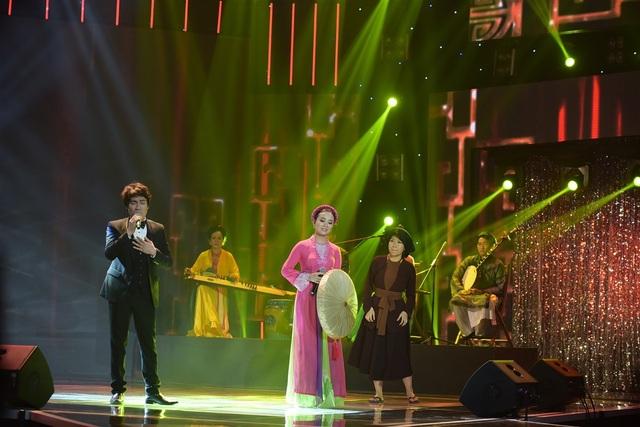 Như Tài - Ngọc Liên, hai học trò của đội Cẩm Ly - Minh Vy xuất sắc đạt vị trí Á quân 1 với giải thưởng trị giá 150 triệu đồng.