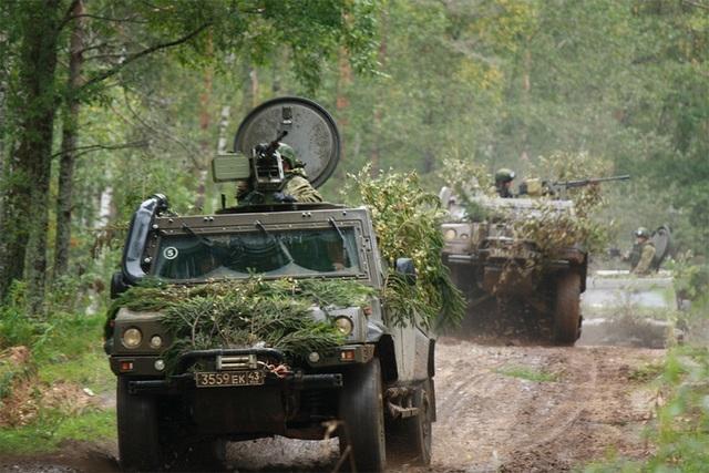 Cuộc tập trận chung Zapad-2017 do Nga và Belarus tổ chức bắt đầu từ ngày 14/9 tại lãnh thổ Belarus và 3 vùng ở khu vực phía Tây nước Nga.