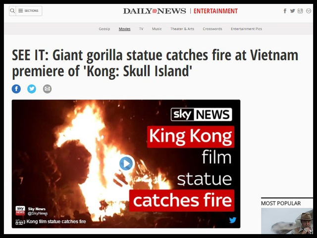 Tờ New York Daily News (Mỹ)