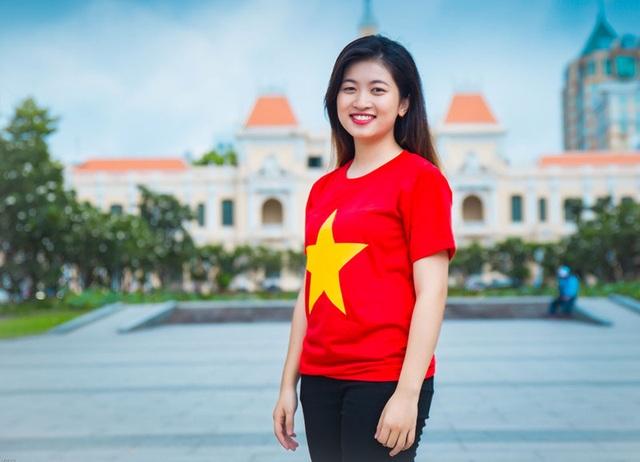 """Bộ ảnh """"Tự hào Việt Nam"""" của đại biểu Tàu Thanh niên Đông Nam Á nhân ngày Quốc khánh - 9"""