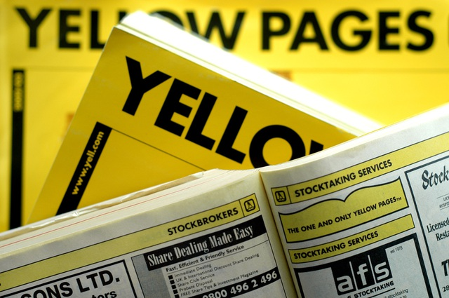 """""""Những trang vàng"""" ngưng xuất bản sau 51 năm - 1"""