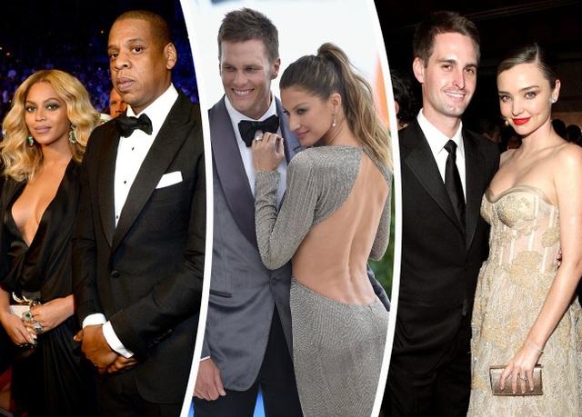 """6 cặp đôi """"đáng ghen tị"""" nhất thế giới - 1"""