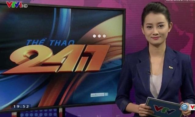Quỳnh Chi được khán giả cả nước biết đến qua nhiều chương trình Thể thao, trong đó có bản tin Thể thao 24/7.