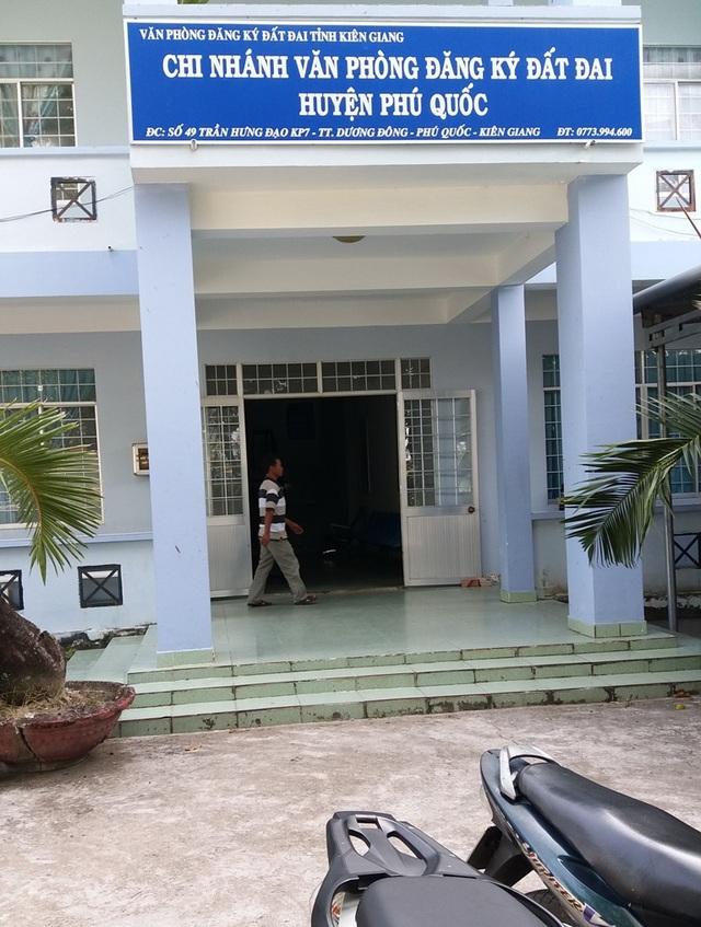 Nơi bà Nguyễn Thị Ngọc Ánh làm việc trước khi bị bắt