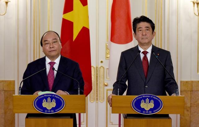 Thủ tướng Nguyễn Xuân Phúc đang có chuyến thăm chính thức Nhật Bản từ ngày 4-8/6 (Ảnh: Reuters)