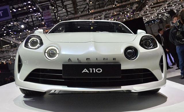 Alpine A110 có gì để cạnh tranh với Porsche 718 Cayman? - 5