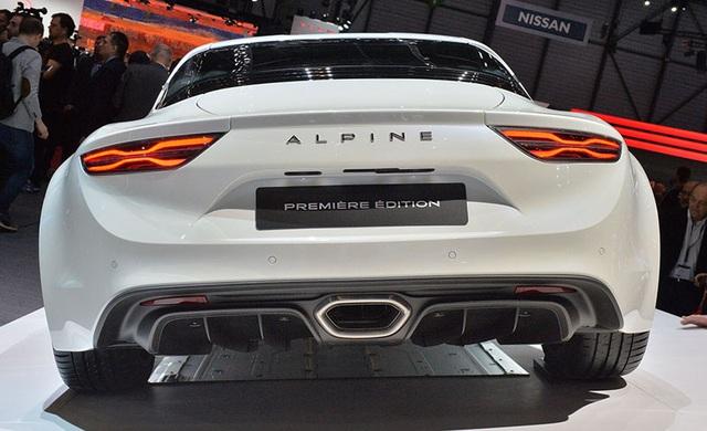Alpine A110 có gì để cạnh tranh với Porsche 718 Cayman? - 10