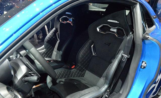 Alpine A110 có gì để cạnh tranh với Porsche 718 Cayman? - 2