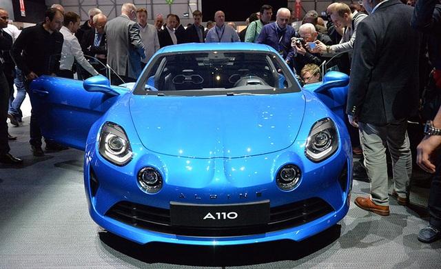 Alpine A110 có gì để cạnh tranh với Porsche 718 Cayman? - 1
