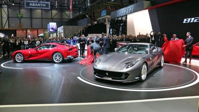 Diện kiến siêu xe mới nhất của Ferrari - 1