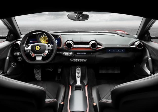 Khoang lái được thiết kế tập trung vào người lái