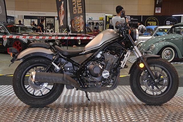 Trước khi về Việt Nam, Honda Rebel có giá 7.400 USD tại Malaysia - 14