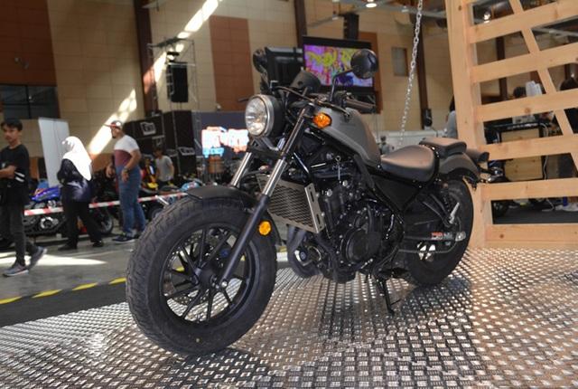 Trước khi về Việt Nam, Honda Rebel có giá 7.400 USD tại Malaysia - 4
