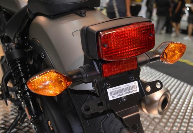 Trước khi về Việt Nam, Honda Rebel có giá 7.400 USD tại Malaysia - 11